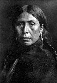Lummi woman - 1899