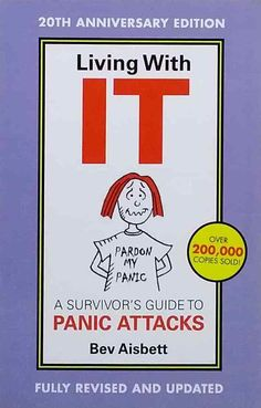 Living With It: A Survivor's Guide To Panic Attacks Revised Edition from Dymocks online bookstore. A Survivor's Guide to Panic Attacks. PaperBack by Bev Aisbett The Ordinary World, Panic Disorder, Understanding Anxiety, Writing Resources, Chapter Books, Free Kindle Books, Negative Thoughts, Stress Management, Panic Attacks