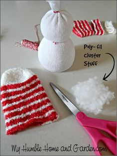 To Make An Adorable Sock Snowman! - My Humble Home and Garden How To Make An Adorable Sock Snowman! - My Humble Home and Garden How To Make An Adorable Sock Snowman! - My Humble Home and Garden 1 million+ Stunning Free Images to Use Anywhere Sock Snowman Craft, Sock Crafts, Snowman Crafts, Snowman Ornaments, Christmas Ornaments, Snowman Wreath, Christmas Trees, Make A Snowman, Dyi Crafts