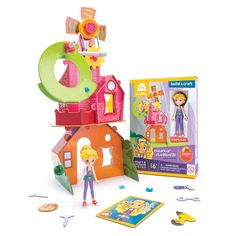 Goldie's Crankin Clubhouse (Ages 6+)