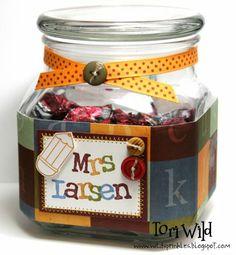 cute idea for a teacher gift