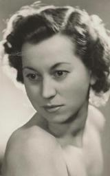A picture of my beautiful Grandma.