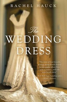One of the best new books this year.  This one is recommended by Bethany, Abby, Glenna, Lois and many, many customers.    One dress belonging to 4 non-related women over 100 years.  Never altered, always fits just right.