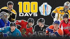 100 days until the world's best descend upon Toronto for the World Cup of Hockey. #WCH2016