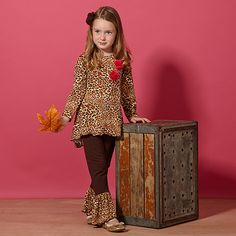 Take a look at the Happy Go Lucky: Girls' Playwear event on zulily today!