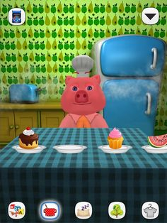 My Talking Pig Virtual Pet - Android Game
