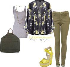 """Kimono Style #2"" by bridgetteraes on Polyvore"