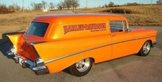 '57 Chevy Delivery