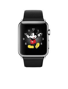 Apple Watch - 42mm Stainless Steel - Black Classic Buckle   Apple Watch 42mm Stainless Steel with Classic Buckle (Black Leather). Comes with all original Read  more http://themarketplacespot.com/apple-watch-42mm-stainless-steel-black-classic-buckle/