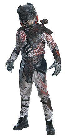 Rubie's Costume Alien Versus Predator Deluxe, Multicolored, One Size Costume