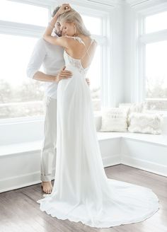 Bridal Gowns, Wedding Dresses by Ti Adora - Style 7606