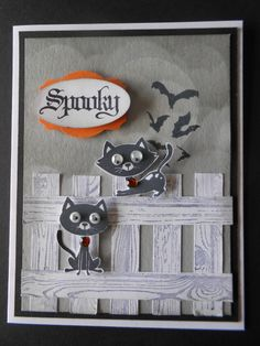 Spooky Felines