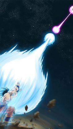 Dragon Ball Z - Goku vs Vegeta The emerging fireball has the kind of shape id want mine to, though i would like the end to split out as if to spread to diff cities in the world Goku Y Vegeta, Goku Vs, Dragon Ball Gt, Manga Dbz, Z Wallpaper, Wow Art, Akira, Comic Art, Anime Art