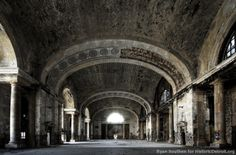 Michigan Central Station - Photos — Historic Detroit