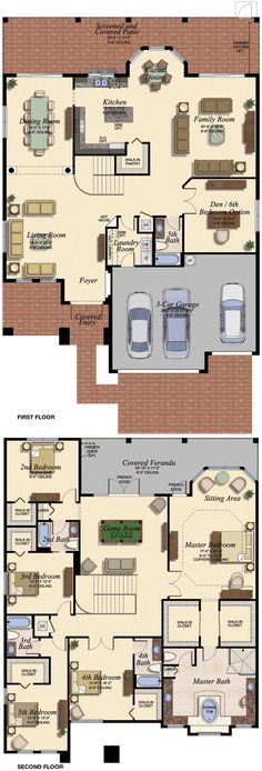 3 Bedroom Bungalow House Plans In Kenya House Plans