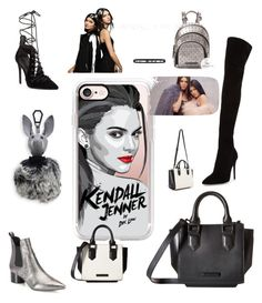 """kendall diva doll"" by rabaudlisa on Polyvore featuring Casetify and Kendall + Kylie"