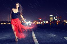 Red Dancer by Lasse B on 500px