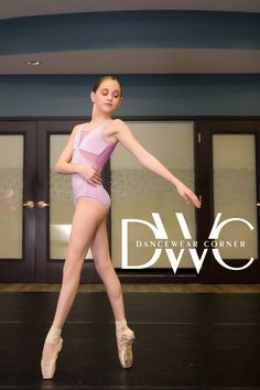 Fashion and style all in one amazing leotard from the Tiler Peck line sold at DanceWear Corner.