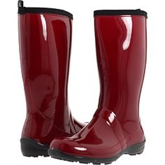 Coolest rain boots ever. And made in Canada!