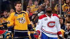 2016 Honda NHL All-Star Skill Competition - AMP Energy NHL Hardest Shot