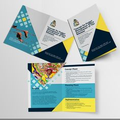 Create a Captivating Brochure for the Government of The Bahamas Brochure contest winning Songs 2017, Brochure Design, Concept, Create, Room, Bedroom, Flyer Design, Rooms, Leaflet Design