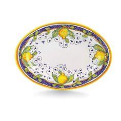 Alcantara platter
