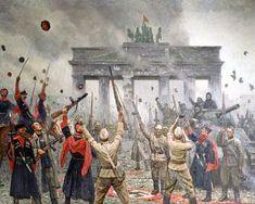 Fall of Berlin, May 1945