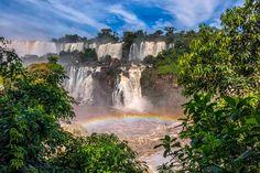 Cataratas de iguazu, lado brasileño (Brazilian sight)