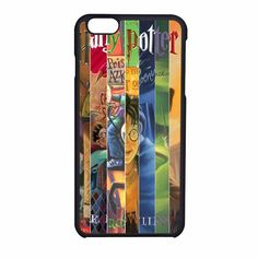 Harry Potter Books 2 iPhone 6 Case