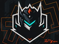 MECH 01 by José Rey Youtube Logo, Esports Logo, Typography Logo, Logo Branding, Branding Design, Mascot Design, Logo Design Inspiration, Icon Design, Sports Team Logos