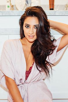 Shay Mitchell's nighttime beauty routine