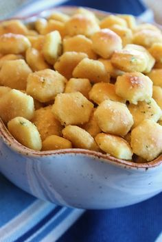 zesty ranch oyster crackers for soup
