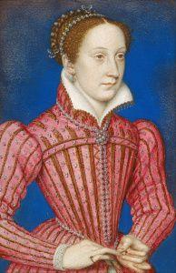 Mary Stuart, atribuído a François Clouet.