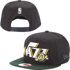 best cheap 84275 a911b New Era Utah Jazz Snapback Hat