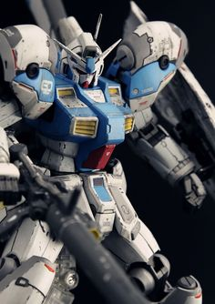 GUNDAM GUY: RE/100 Gundam Gp04 Gerbera - Painted Build