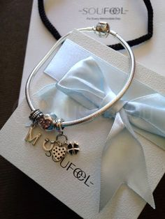 A Good Luck Gift {Product Review: #SOUFEEL Sterling Silver Charm Bracelet} at www.2justByou.com