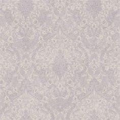 Essex Lavender Lacey Damask