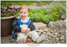 Such a happy little man  #KristaandJerryPhotography #PortraitPhotographer #ChildPortrait #PhiladelphiaPortraitPhotographer #Portrait #Love #Happy