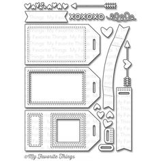 Ellen Hutson LLC - My Favorite Things Die-namics, Tag Builder Blueprints 5, $32.00 (http://www.ellenhutson.com/my-favorite-things-die-namics-tab-builder-blueprints-5/)
