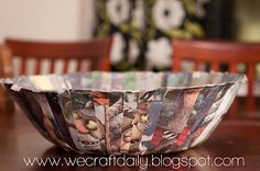 Wild Things Bowl   So You Think You're CraftySo You Think You're Crafty