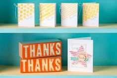 Other things you can make with the February 2015 Paper Pumpkin Kit