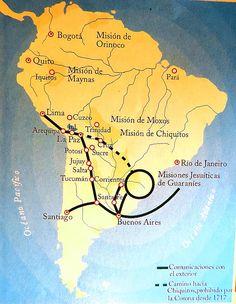 La Ruta Internacional de los Jesuitas se convierte en un producto clave del…