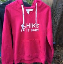 Hike it Baby Women's Hoody