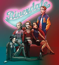 I have a crush on everyone in squad, except Archie. Riverdale Comics, Riverdale Funny, Riverdale Cast, Betty & Veronica, Riverdale Characters, Riverdale Aesthetic, Phil Lester, Archie Comics, History Books