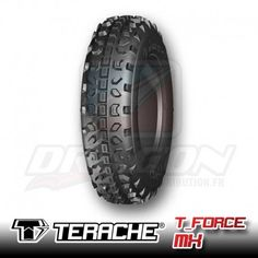 Pneu quad Terache T_FORCE MX avant