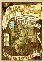 Affiche tentoonstelling Justus Turcq en het geheim van het pestparfum in de Markiezenhof 2015