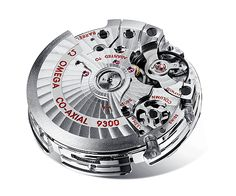 #Omega Caliber 9300. In 2011, a few years after the introduction of its in-house-developed-and-produced Caliber 8500-family of movements, Omega introduced the Caliber 9300 chronograph movement, which was also entirely developed and manufactured in-house.
