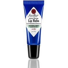 Jack Black Intense Therapy Lip Balm SPF 25/0.25 oz.