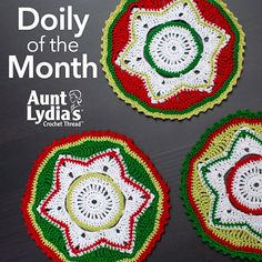 December Doily of th