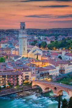 Verona, la ciudad de Romeo y Julieta